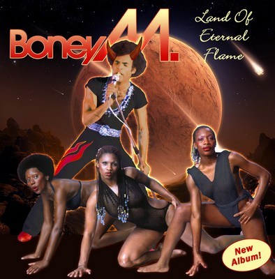 Boney M - Land Of Eternal Flame (2010)