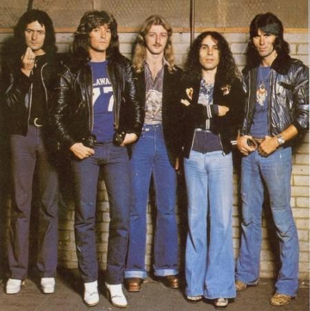 Группа Rainbow - Дискография (1975 - 1995) (10 CD)