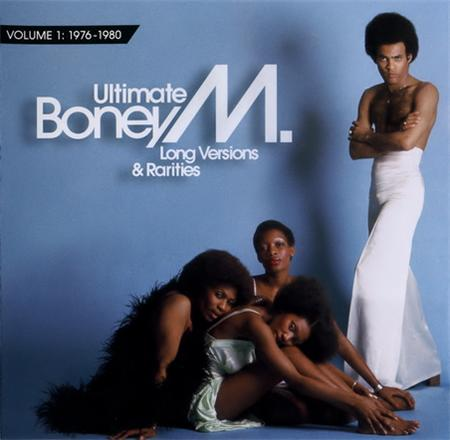 Группа Boney M  Long Versions & Rarities (2008) CD 1
