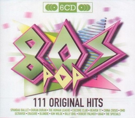 80-s Pop - 111 Disko Hits (2010) 6CD