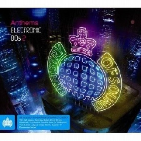 Ministry Of Sound Anthems Electronic 80s 2 (2010)
