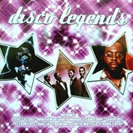 Disco Legends 80-x (2010)