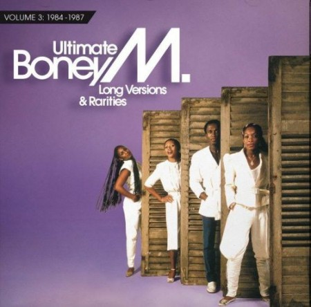 Группа Boney M - Long Versions & Rarities (1984-1987) CD 3
