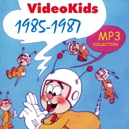 VideoKids – Discography 2CD (1985-1987)