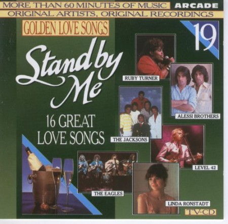 Golden Love Songs Vol. 19 - Stand By Me (1989)