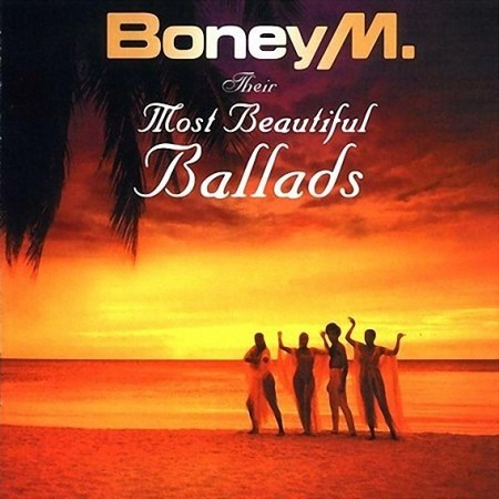 Boney M. - Their Most Beautiful Ballads