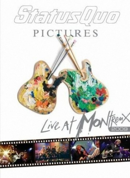 Status Quo: Pictures - Live At Montreux (2009) DVDRip