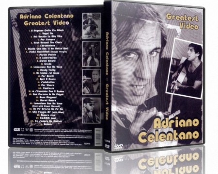 Adriano Celentano - Greatest Video. Vol.1 (2009) DVD5