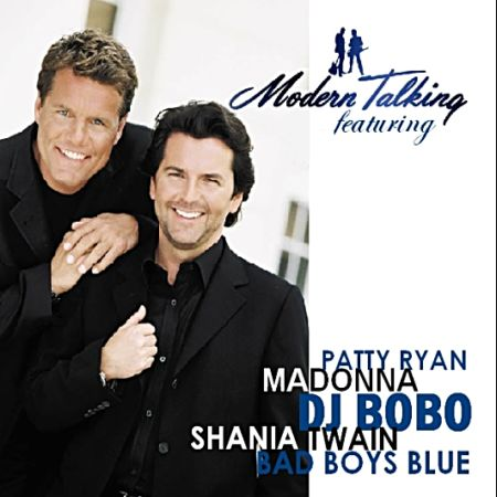 Modern Talking - Featuring... (2010) MP3