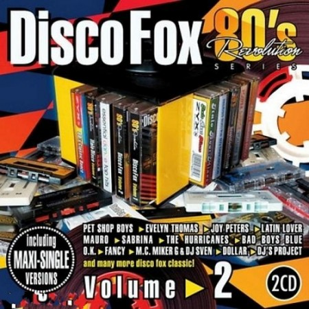 80s Revolution Disco Fox (2010) CD 2