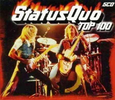 Status Quo - Top 100 (CD 5, 2010)