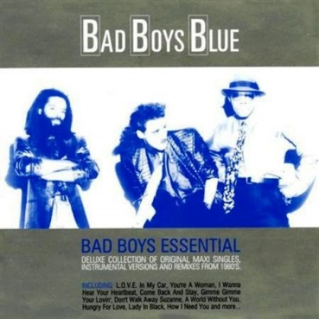 Bad Boys Blue - Bad Boys Essential (3 CD, 2010)
