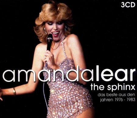 Amanda Lear - The Sphinx (The Best Of) (3 CD, 2006)