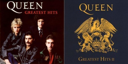 Queen - Greatest Hits I & II (1981/2011 Digital Remaster)