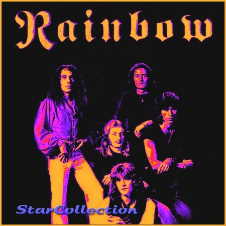 Rainbow - Star Collection (4 CD, 2010)