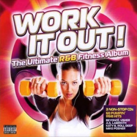 Work It Out! The Ultimate R&B Fitness Album (3 CD, 2011)
