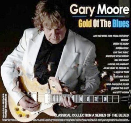 Gary Moore - Gold Of The Blues (2010)