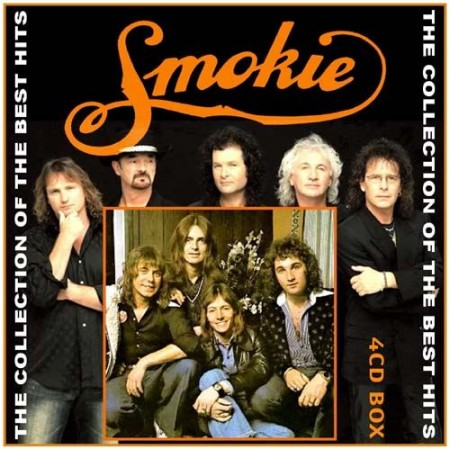 Группа Smokie - The Collection of the Best Hits (2010)
