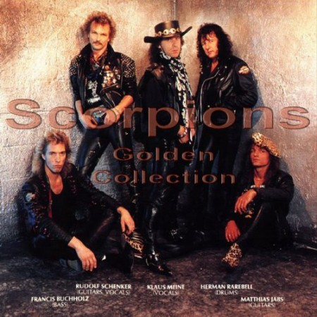 Scorpions - Golden Collection 2CD (2010)