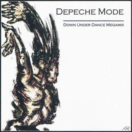 Depeche Mode - Down Under Dance Megamix (2011)