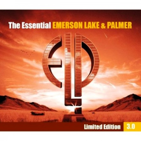 Emerson Lake & Palmer – The Essential [Limited Edition] (3 CD, 2009)