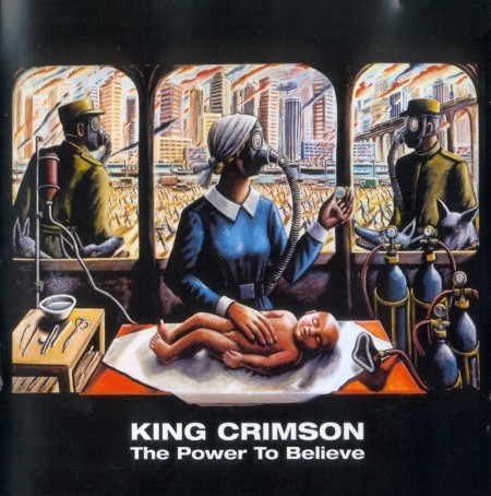 King Crimson - The Power To Believe (2003) MP3 & FLAC