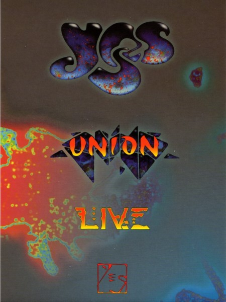 Yes - Union - Live (2 CD, 2011)