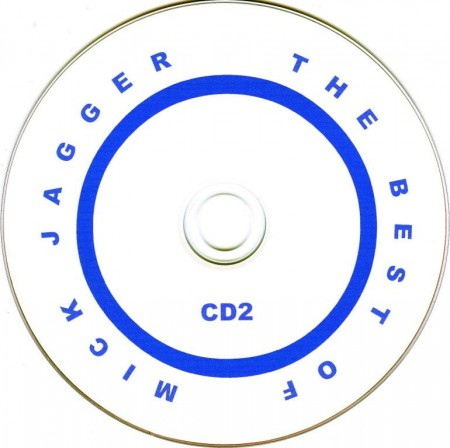 Mick Jagger - The Best Of (2 CD, 2011)