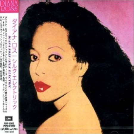 Diana Ross - Silk Electric (1982)