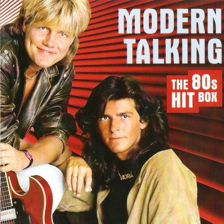 Группа Modern Talking - The 80s Hit Box 3CD (2010) FLAC