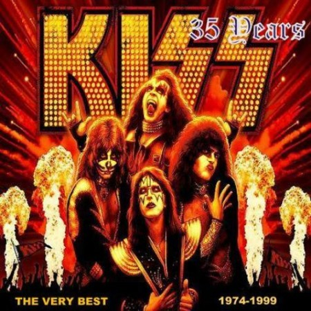 KISS - The Very Best Of 1974-1999 (2010)
