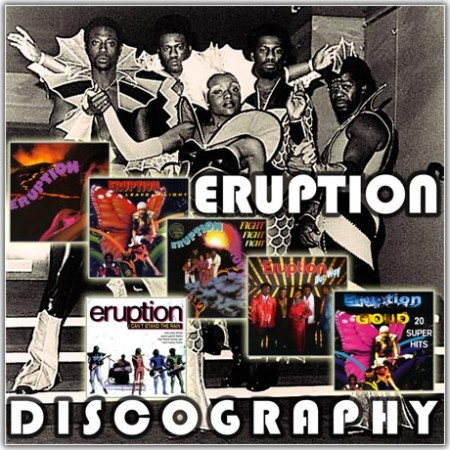 Eruption - Discography (1977-2017)