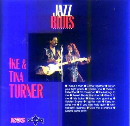 Ike & Tina Turner - Jazz & Blues (2009)