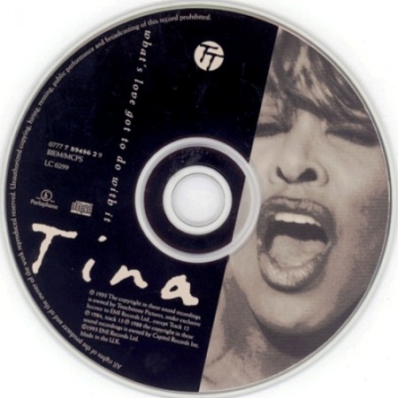 Tina Turner - What's Love Got To Do With It (1993)