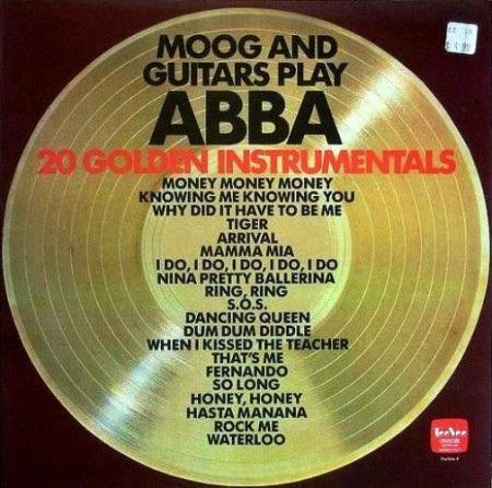 Robin Workman - Moog And Guitar Plays ABBA (1976)