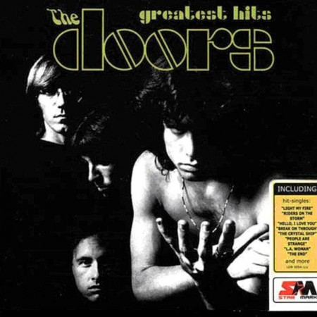 The Doors - Greatest Hits (2 CD, 2008)