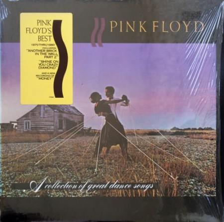 Pink Floyd - A collection Of Great Dance Songs (1981) Vinylrip