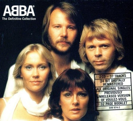 Группа ABBA - The Definitive Collection 2CD (2001) FLAC