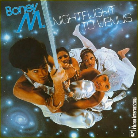 Boney M. - Nightflight To Venus (1978) Vinylrip