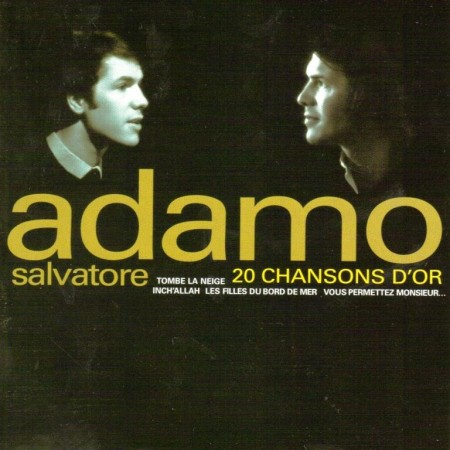 Salvatore Adamo - 20 Chansons D`or (2006) FLAC