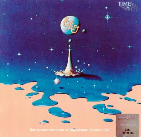 Electric Light Orchestra - Time (1981/Remastered 2001) FLAC