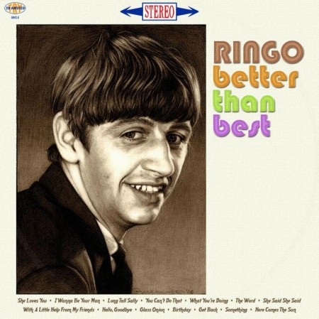 Ringo Starr - Better Than Best (2011)