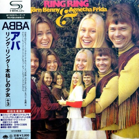 ABBA - Ring Ring (1973/2010 Japan Edition) FLAC