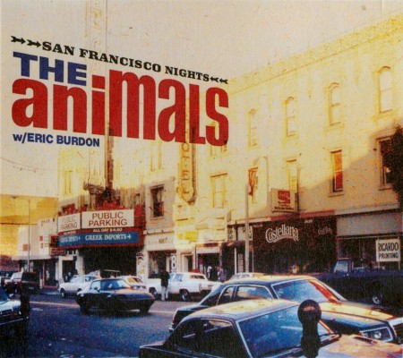 The Animals - San Francisco Nights (2007) FLAC