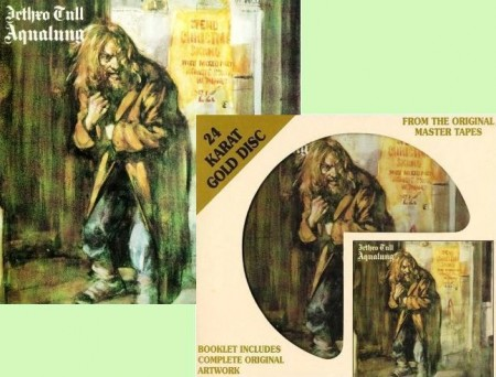 Jethro Tull - Aqualung - Original (1971) & Remastered (1997) MP3 & FLAC