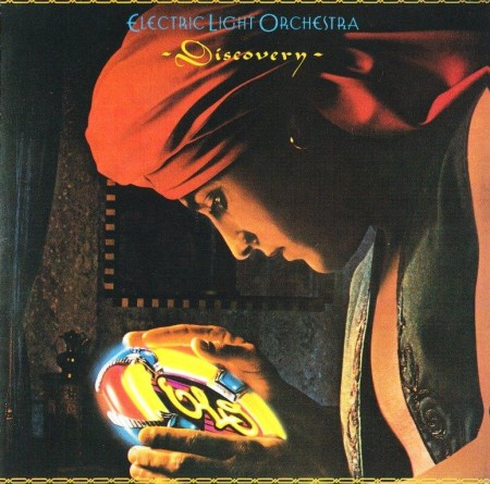 Electric Light Orchestra - Discovery (1979/1990) FLAC
