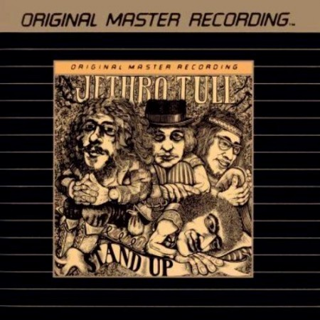 Jethro Tull - Stand Up (1969) FLAC