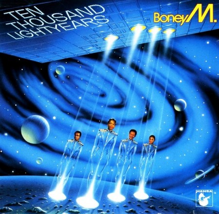 Boney M. - 10 000 Lightyears (1984) FLAC & MP3