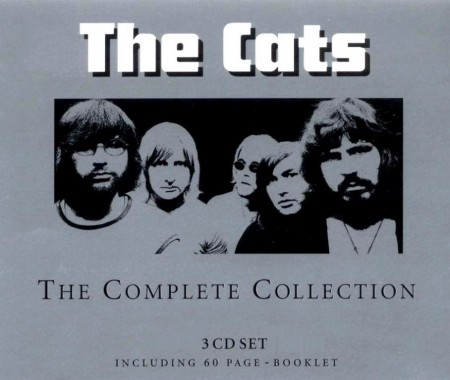 The Cats - The Complete Collection (3 CD Box Set, 2002)