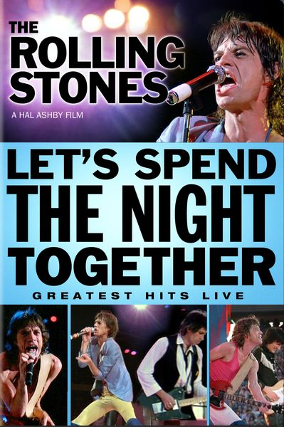 Группа The Rolling Stones - Let's Spend the Night Together [1983] DVDRip